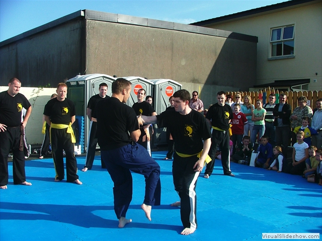 Ratoath Club Demonstration 9th September 2006