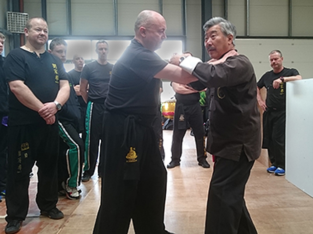Master Yau Weekend Training Course in Wexford